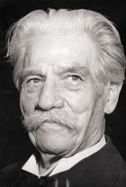 Albert Schweitzer photo