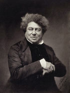 Alexandre Dumas, pai photo