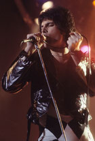 Freddie Mercury photo