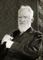 George Bernard Shaw photo