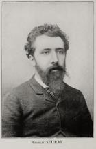 Georges Seurat photo