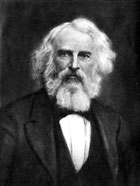 Henry Wadsworth Longfellow photo