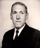 H. P. Lovecraft photo