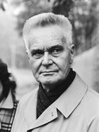 Jan Tinbergen photo