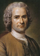 Jean Jacques Rousseau photo