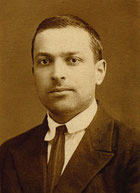 Lev Vygotsky photo