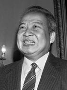 Norodom Sihanouk photo
