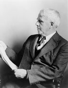 Robert Lee Frost photo