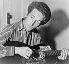 Woody Guthrie photo
